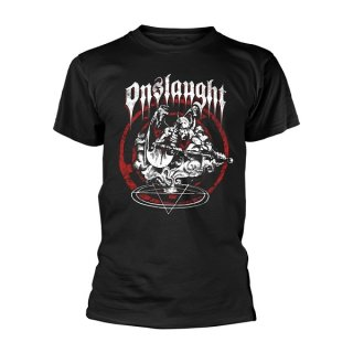 ONSLAUGHT Power From Hell, Tシャツ<img class='new_mark_img2' src='https://img.shop-pro.jp/img/new/icons5.gif' style='border:none;display:inline;margin:0px;padding:0px;width:auto;' />
