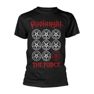 ONSLAUGHT The Force, Tシャツ