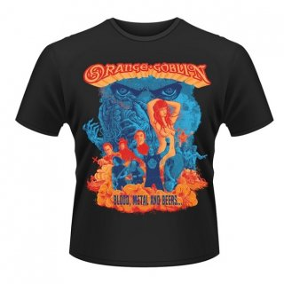 ORANGE GOBLIN Blood Metal And Beers, Tシャツ<img class='new_mark_img2' src='https://img.shop-pro.jp/img/new/icons5.gif' style='border:none;display:inline;margin:0px;padding:0px;width:auto;' />