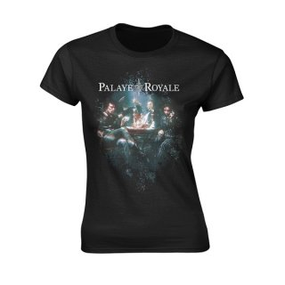 PALAYE ROYALE Boom Boom Room, レディースTシャツ<img class='new_mark_img2' src='https://img.shop-pro.jp/img/new/icons5.gif' style='border:none;display:inline;margin:0px;padding:0px;width:auto;' />