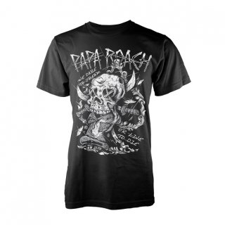 PAPA ROACH Dare To Dream, Tシャツ<img class='new_mark_img2' src='https://img.shop-pro.jp/img/new/icons5.gif' style='border:none;display:inline;margin:0px;padding:0px;width:auto;' />
