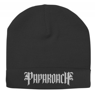 PAPA ROACH Logo, ニットキャップ<img class='new_mark_img2' src='https://img.shop-pro.jp/img/new/icons5.gif' style='border:none;display:inline;margin:0px;padding:0px;width:auto;' />