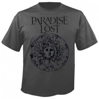 PARADISE LOST Medusa Crest, Tシャツ
