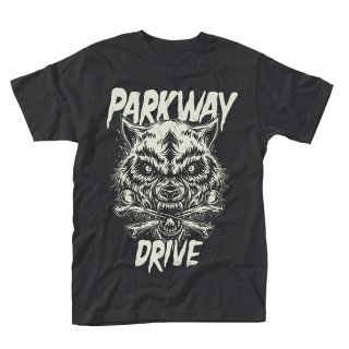 PARKWAY DRIVE Wolf & Bones, Tシャツ<img class='new_mark_img2' src='https://img.shop-pro.jp/img/new/icons5.gif' style='border:none;display:inline;margin:0px;padding:0px;width:auto;' />