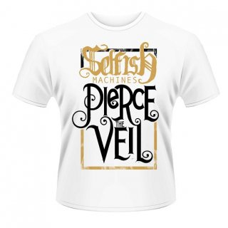 PIERCE THE VEIL Selfish Machines, Tシャツ<img class='new_mark_img2' src='https://img.shop-pro.jp/img/new/icons5.gif' style='border:none;display:inline;margin:0px;padding:0px;width:auto;' />