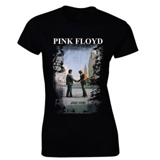 PINK FLOYD Burning Man, レディースTシャツ<img class='new_mark_img2' src='https://img.shop-pro.jp/img/new/icons5.gif' style='border:none;display:inline;margin:0px;padding:0px;width:auto;' />