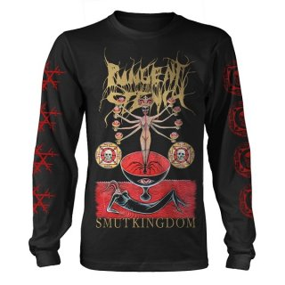 PUNGENT STENCH Smut Kingdom 1, ロングTシャツ