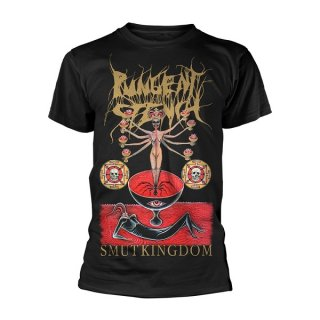 PUNGENT STENCH Smut Kingdom 1, Tシャツ