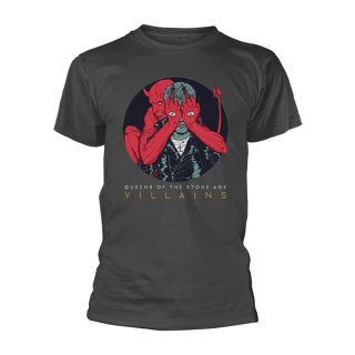 QUEENS OF THE STONE AGE Villains (album), Tシャツ<img class='new_mark_img2' src='https://img.shop-pro.jp/img/new/icons5.gif' style='border:none;display:inline;margin:0px;padding:0px;width:auto;' />