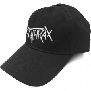 ANTHRAX Logo (Sonic Silver), キャップ