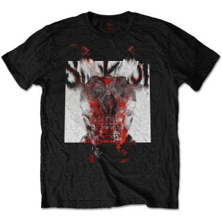 SLIPKNOT Devil Single - Logo Blur, Tシャツ