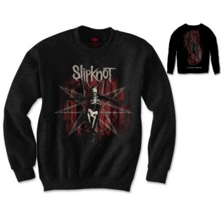 SLIPKNOT .5: The Gray Chapter, スウェットシャツ