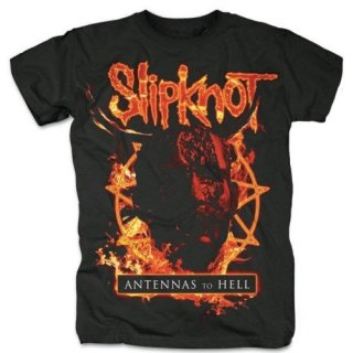 SLIPKNOT Antennas To Hell, Tシャツ