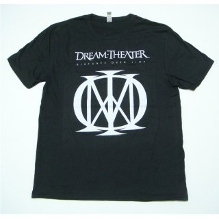 DREAM THEATER Distance Over Time Logo, Tシャツ