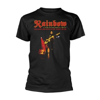 RAINBOW Live In Munich, Tシャツ