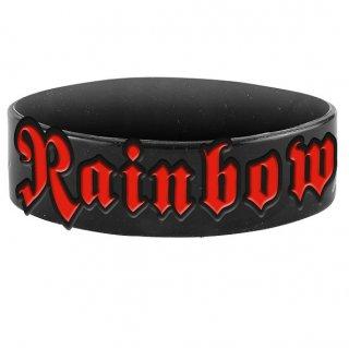RAINBOW Logo, シリコンリストバンド