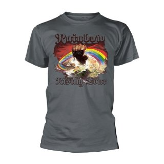 RAINBOW Rising Tour 76, Tシャツ<img class='new_mark_img2' src='https://img.shop-pro.jp/img/new/icons5.gif' style='border:none;display:inline;margin:0px;padding:0px;width:auto;' />