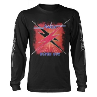 RAVEN Wiped Out, ロングTシャツ<img class='new_mark_img2' src='https://img.shop-pro.jp/img/new/icons5.gif' style='border:none;display:inline;margin:0px;padding:0px;width:auto;' />