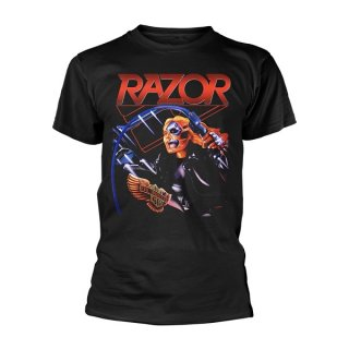 RAZOR Evil Invaders, Tシャツ<img class='new_mark_img2' src='https://img.shop-pro.jp/img/new/icons5.gif' style='border:none;display:inline;margin:0px;padding:0px;width:auto;' />