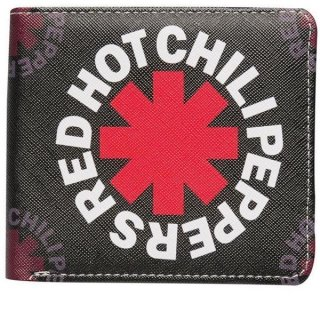 RED HOT CHILI PEPPERS Black Asterisk, 財布<img class='new_mark_img2' src='https://img.shop-pro.jp/img/new/icons5.gif' style='border:none;display:inline;margin:0px;padding:0px;width:auto;' />