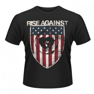 RISE AGAINST Shield, Tシャツ<img class='new_mark_img2' src='https://img.shop-pro.jp/img/new/icons5.gif' style='border:none;display:inline;margin:0px;padding:0px;width:auto;' />