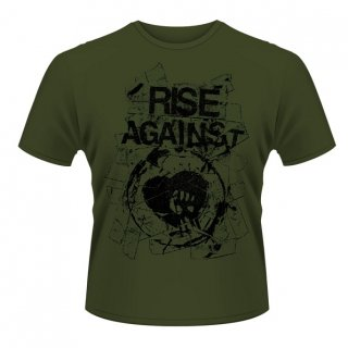 RISE AGAINST Tape, Tシャツ