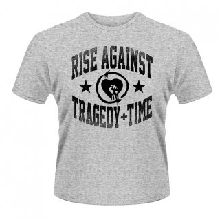 RISE AGAINST Tragedy Time, Tシャツ<img class='new_mark_img2' src='https://img.shop-pro.jp/img/new/icons5.gif' style='border:none;display:inline;margin:0px;padding:0px;width:auto;' />