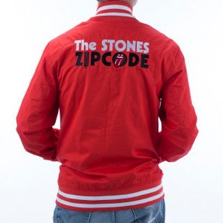 THE ROLLING STONES Cotton Varsity Jacket, バーシティジャケット<img class='new_mark_img2' src='https://img.shop-pro.jp/img/new/icons5.gif' style='border:none;display:inline;margin:0px;padding:0px;width:auto;' />
