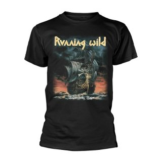 RUNNING WILD Under Jolly Roger (album), Tシャツ<img class='new_mark_img2' src='https://img.shop-pro.jp/img/new/icons5.gif' style='border:none;display:inline;margin:0px;padding:0px;width:auto;' />