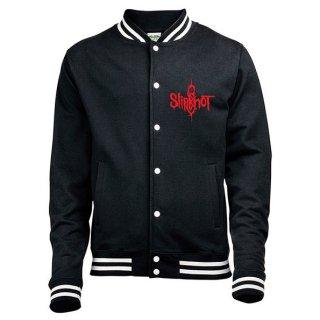 SLIPKNOT Logo & 9 Point Star, バーシティジャケット