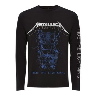 METALLICA Fade To Black, ロングTシャツ