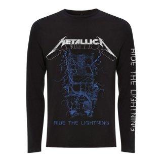 METALLICA Fade To Black, ロングTシャツ