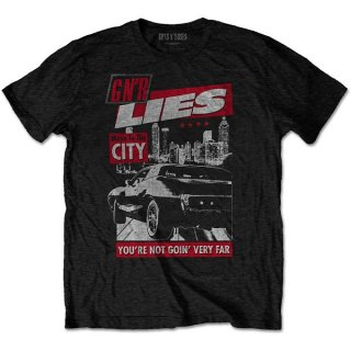 GUNS N' ROSES Move To The City, Tシャツ