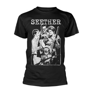 SEETHER Happy Family, Tシャツ