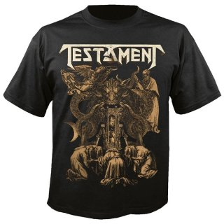 TESTAMENT Demonarchy, Tシャツ