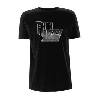 THIN LIZZY Logo Gradient, Tシャツ