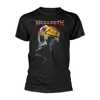 MEGADETH Full Metal Vic, Tシャツ