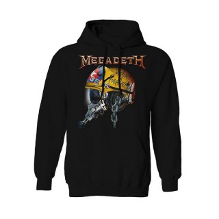 MEGADETH Full Metal Vic, パーカー
