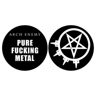 ARCH ENEMY Pure Fucking Metal, スリップマット(2枚入り)