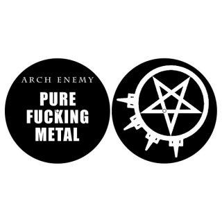 ARCH ENEMY Pure Fucking Metal, スリップマット(2枚入り)