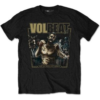VOLBEAT Seal The Deal, Tシャツ