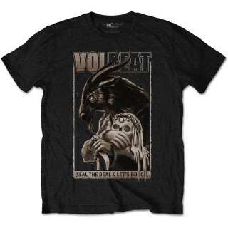 VOLBEAT Boogie Goat, Tシャツ