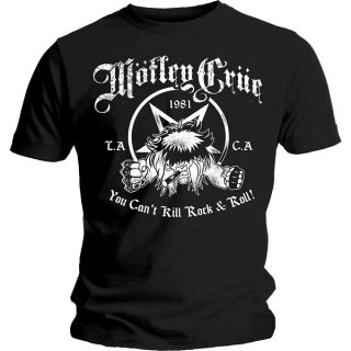 MOTLEY CRUE You Can't Kill Rock & Roll, Tシャツ