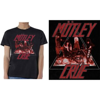 MOTLEY CRUE Too Fast Cycle, Tシャツ