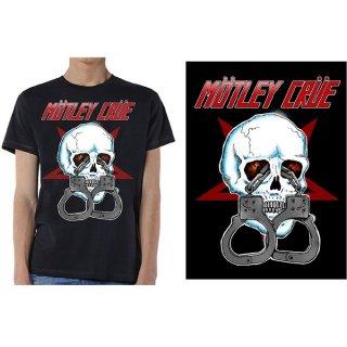 MOTLEY CRUE Skull Cuffs 2, Tシャツ