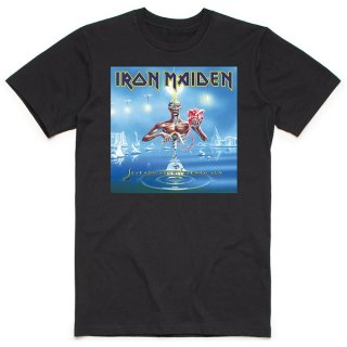 IRON MAIDEN Seventh Son Box, Tシャツ