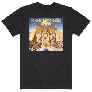 IRON MAIDEN Powerslave Album Cover Box, Tシャツ