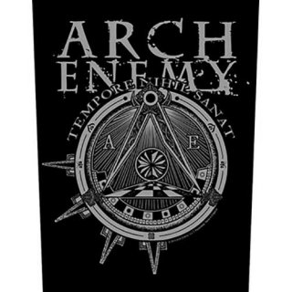ARCH ENEMY Illuminati, バックパッチ