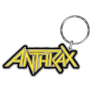 ANTHRAX Logo, キーホルダー