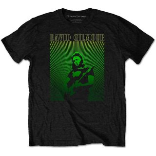 DAVID GILMOUR Rays Gradient, Tシャツ